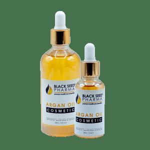 Black Seed Pharma Gezonde Cosmetische Argan Olie Oil