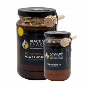 Black Seed Pharma Manuka Powerhoney Honing