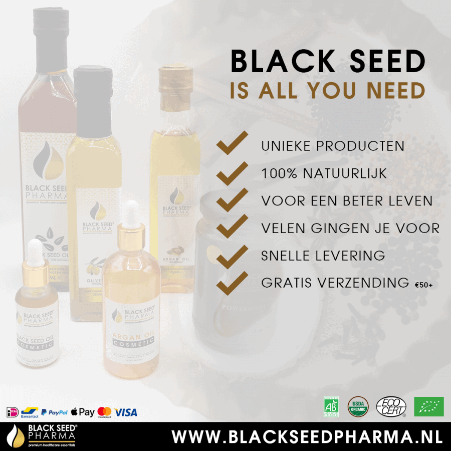 De voordelen van shoppen en online kopen bij Black Seed Pharma